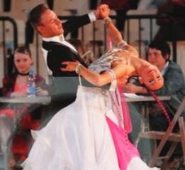 Neža Škofljanc in Andraž Koritnik - ples je najin jezik, ljubezen, življenje.